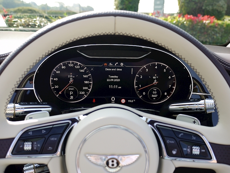 Bentley Continental GTC Mulliner W12 - Large 39