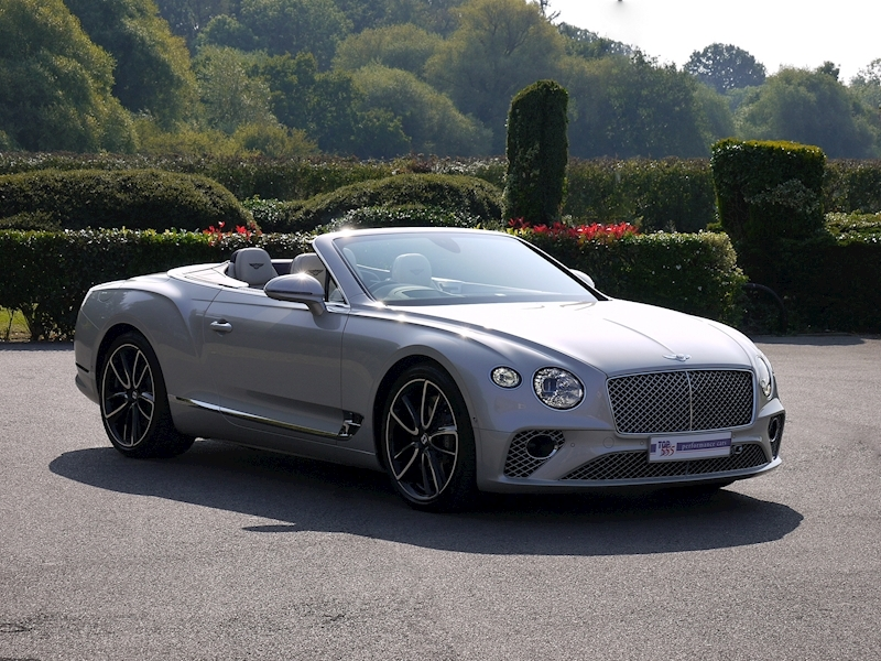 Bentley Continental GTC Mulliner W12 - Large 45