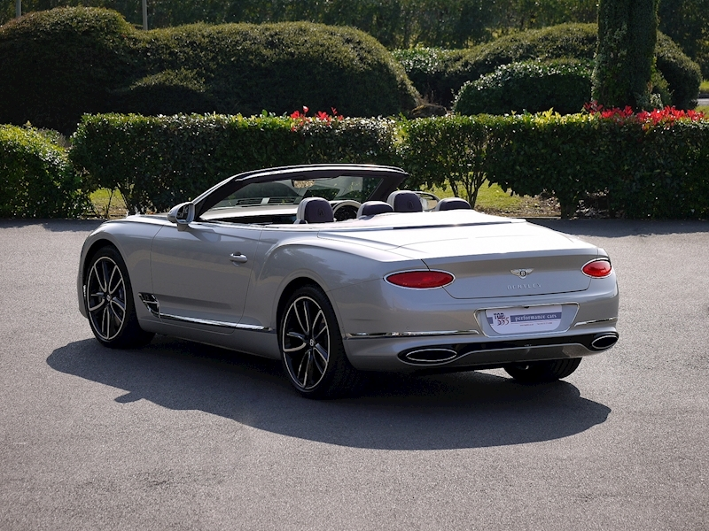Bentley Continental GTC Mulliner W12 - Large 0