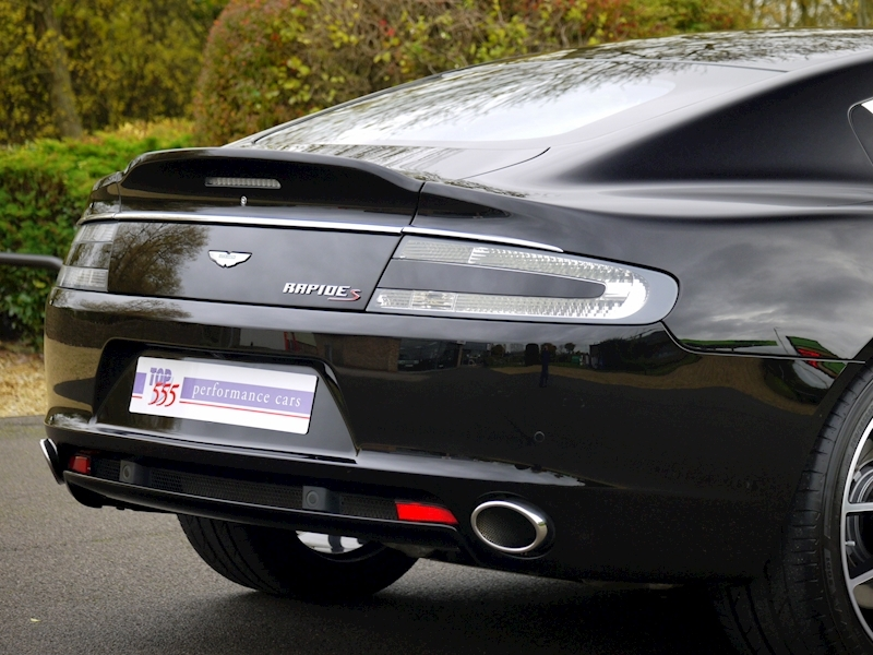 Aston Martin Rapide S - Large 16