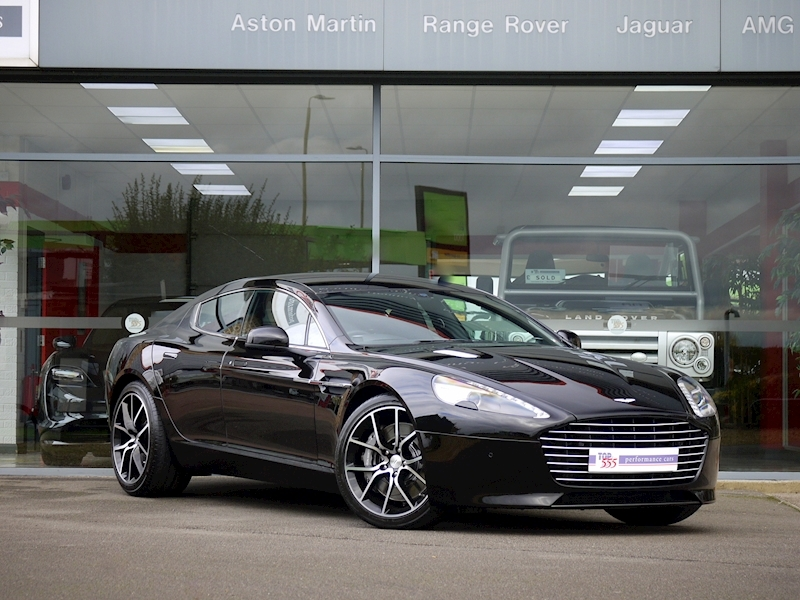 Aston Martin Rapide S - Large 42