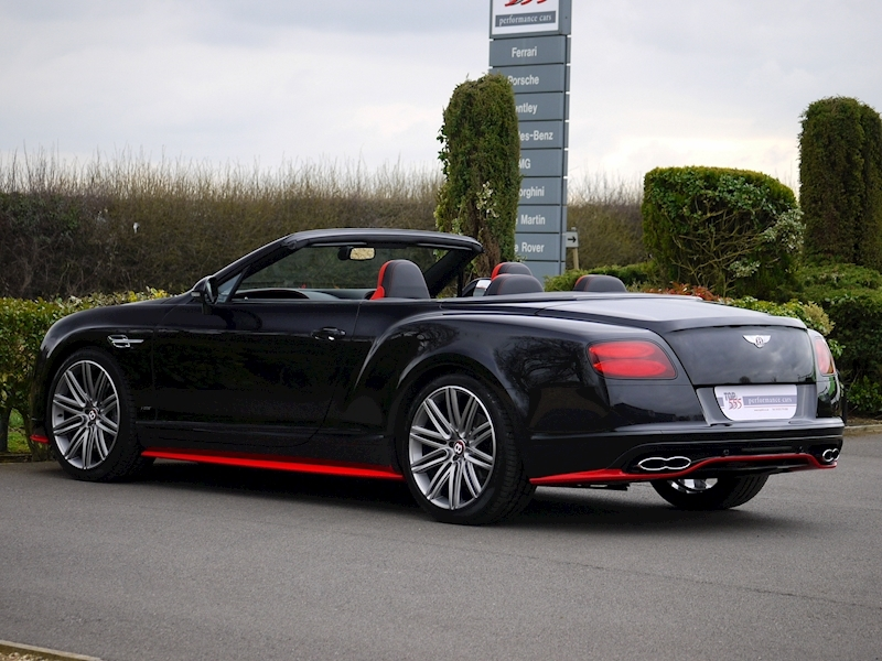 Bentley Continental GTC 4.0 V8 S 'Black Edition' - Large 12