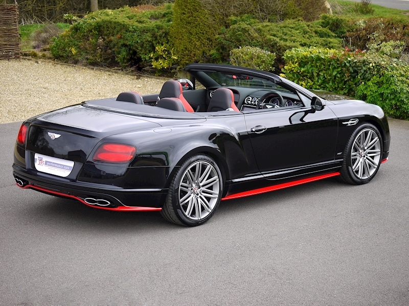Bentley Continental GTC 4.0 V8 S 'Black Edition' - Large 13