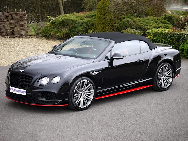 Bentley Continental GTC 4.0 V8 S 'Black Edition' - Large 20