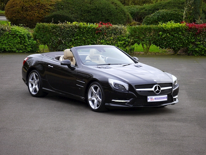 Mercedes-Benz SL350 AMG SPORT - Large 1