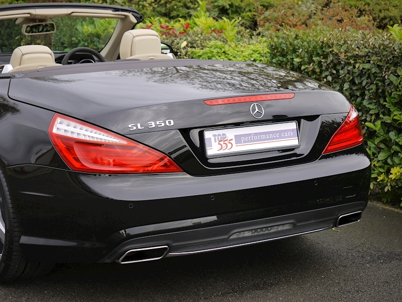 Mercedes-Benz SL350 AMG SPORT - Large 5