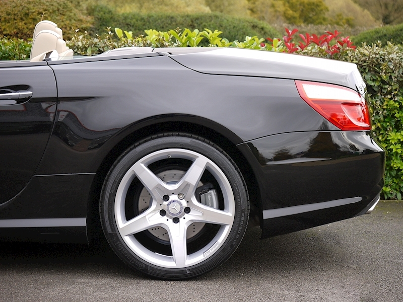 Mercedes-Benz SL350 AMG SPORT - Large 4