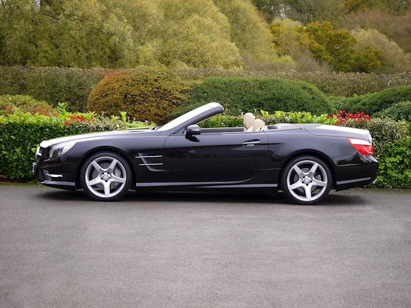 Mercedes-Benz SL350 AMG SPORT - Large 6