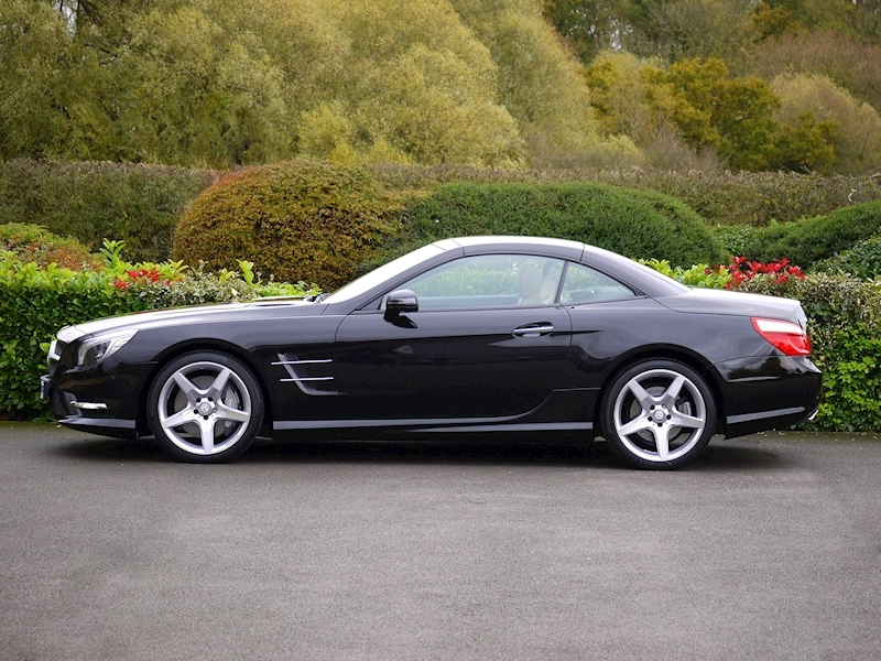 Mercedes-Benz SL350 AMG SPORT - Large 11