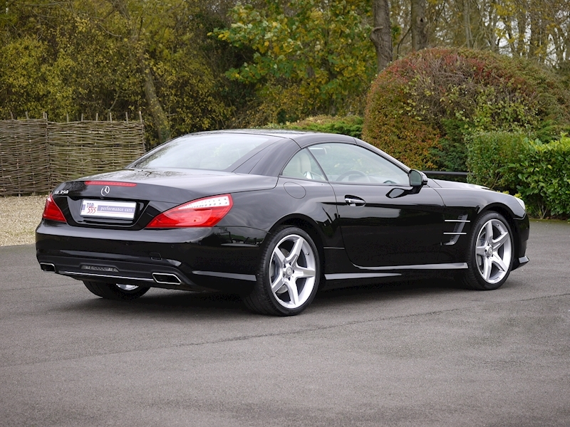Mercedes-Benz SL350 AMG SPORT - Large 14