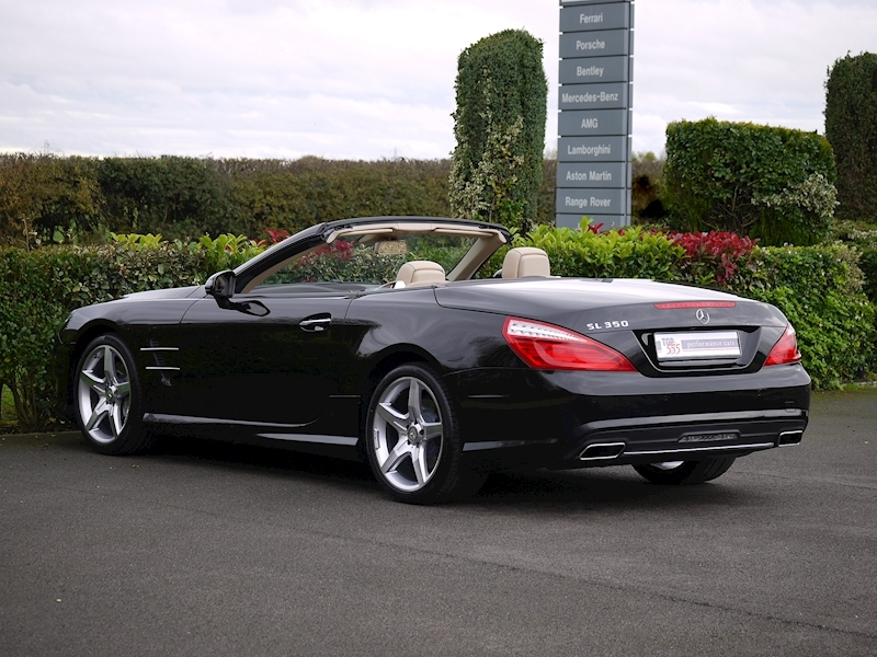 Mercedes-Benz SL350 AMG SPORT - Large 15