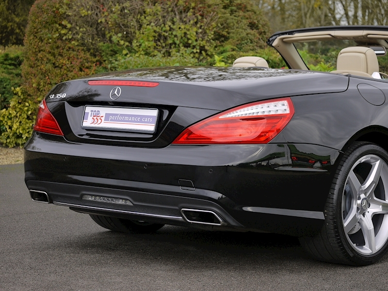 Mercedes-Benz SL350 AMG SPORT - Large 16