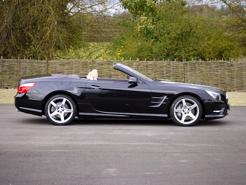Mercedes-Benz SL350 AMG SPORT - Large 17