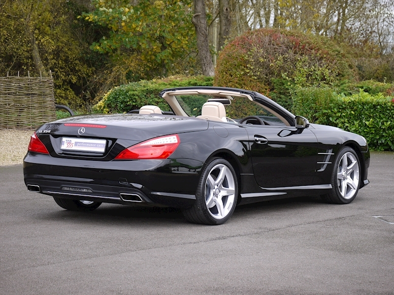Mercedes-Benz SL350 AMG SPORT - Large 18