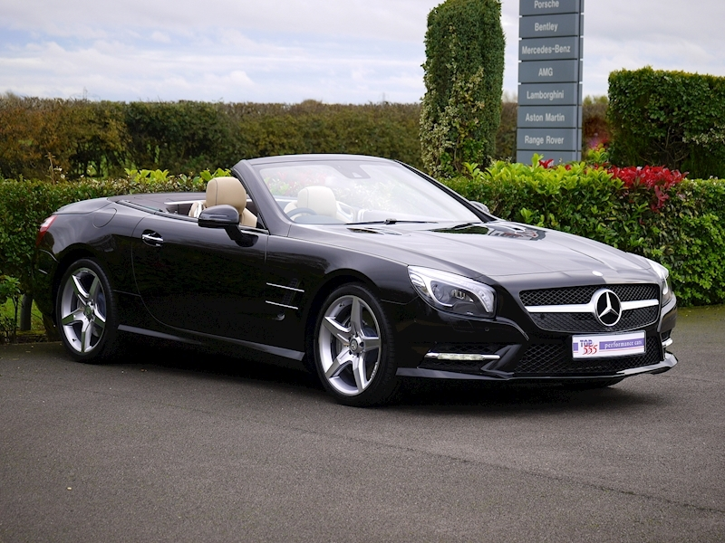 Mercedes-Benz SL350 AMG SPORT - Large 22
