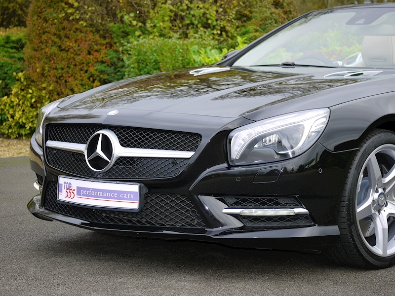 Mercedes-Benz SL350 AMG SPORT - Large 23