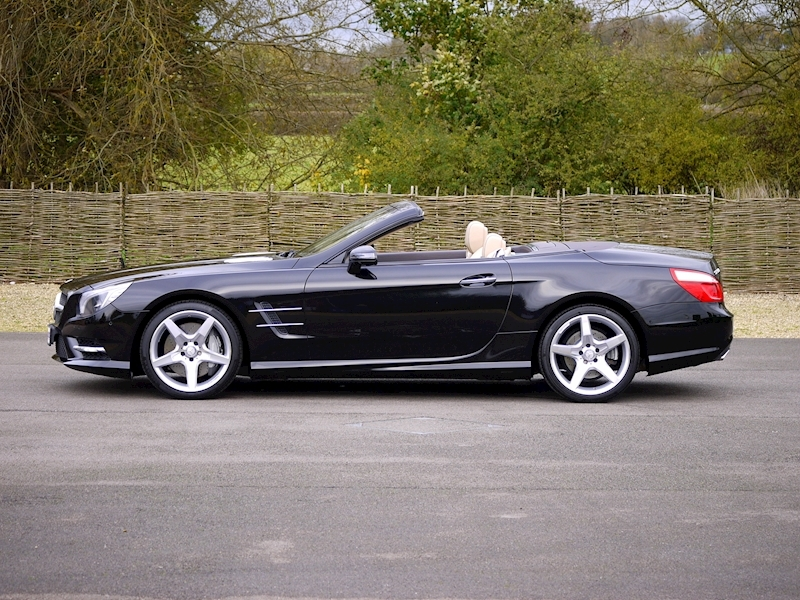 Mercedes-Benz SL350 AMG SPORT - Large 26