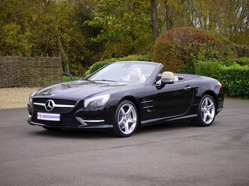 Mercedes-Benz SL350 AMG SPORT - Large 27