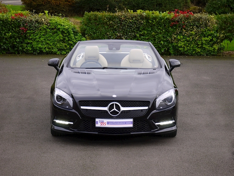 Mercedes-Benz SL350 AMG SPORT - Large 28
