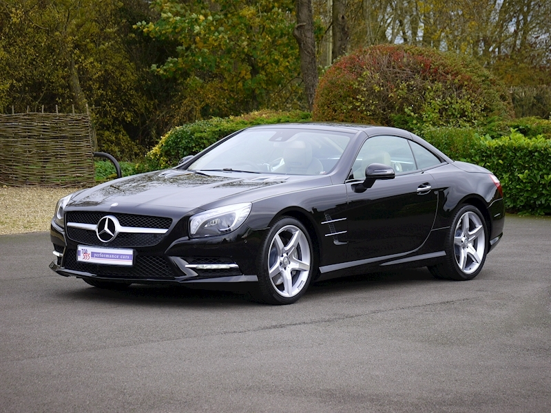 Mercedes-Benz SL350 AMG SPORT - Large 29