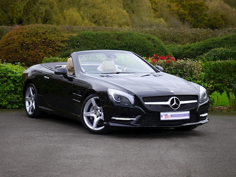 Mercedes-Benz SL350 AMG SPORT - Large 30
