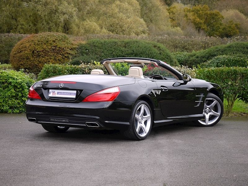 Mercedes-Benz SL350 AMG SPORT - Large 31