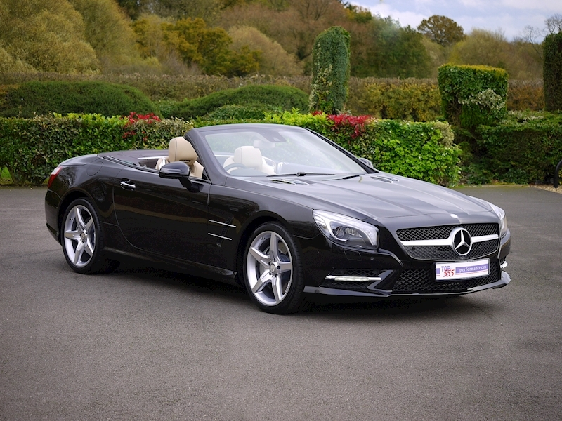 Mercedes-Benz SL350 AMG SPORT - Large 41