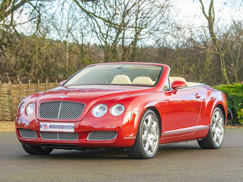 Bentley Continental GTC Mulliner 6.0 W12 - Large 7