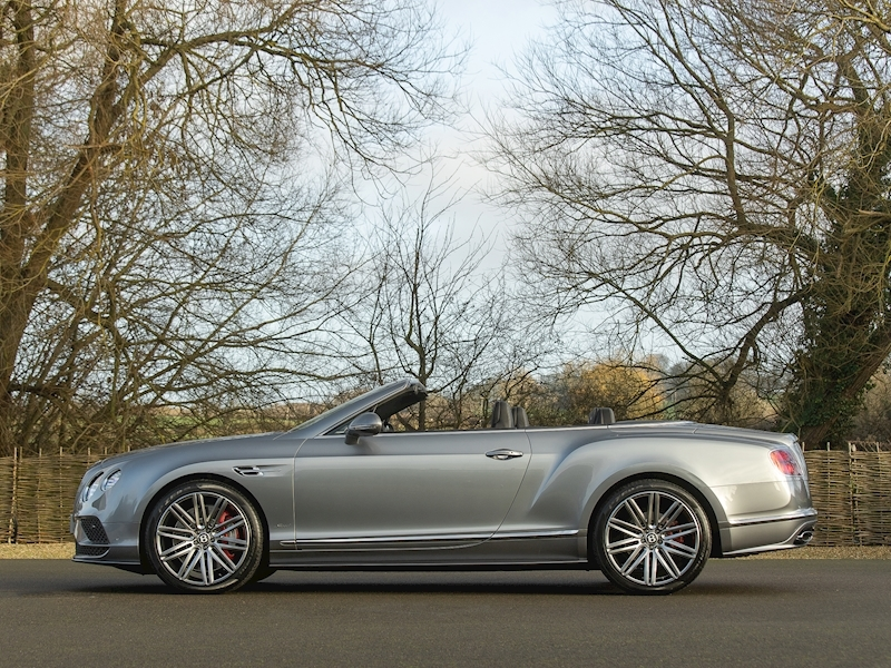 Bentley Continental GTC Speed W12 - 2016 MY - Large 8