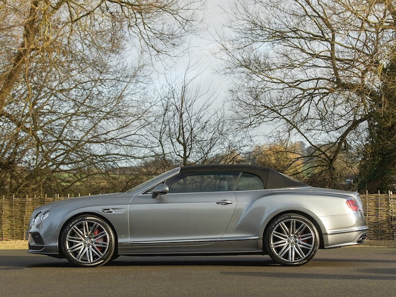 Bentley Continental GTC Speed W12 - 2016 MY - Large 9