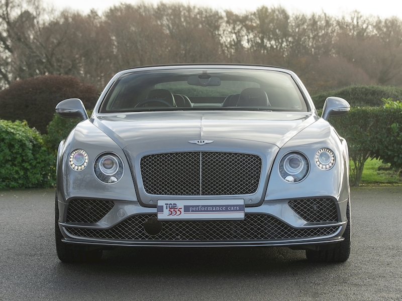 Bentley Continental GTC Speed W12 - 2016 MY - Large 18