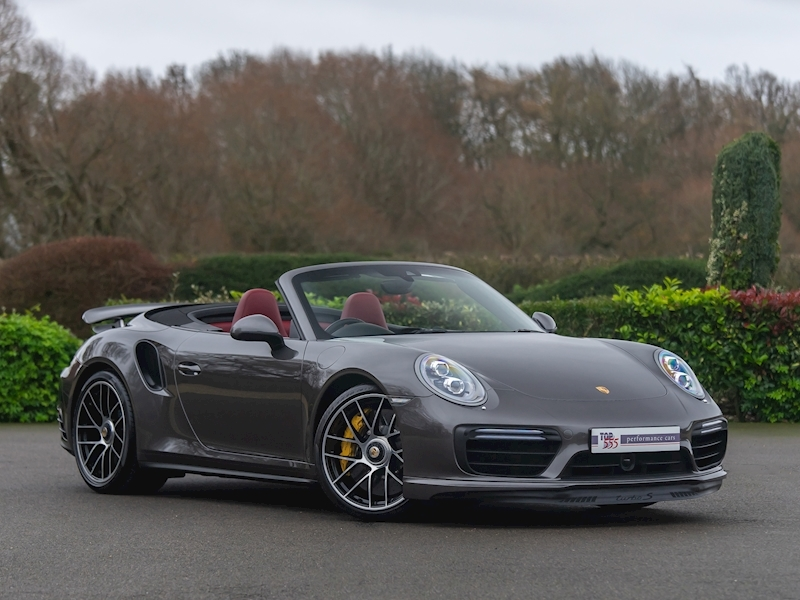 Porsche 911 (991.2) Turbo S Convertible 3.8 PDK - Large 18