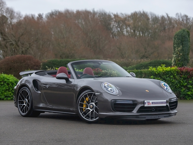 Porsche 911 (991.2) Turbo S Convertible 3.8 PDK - Large 6