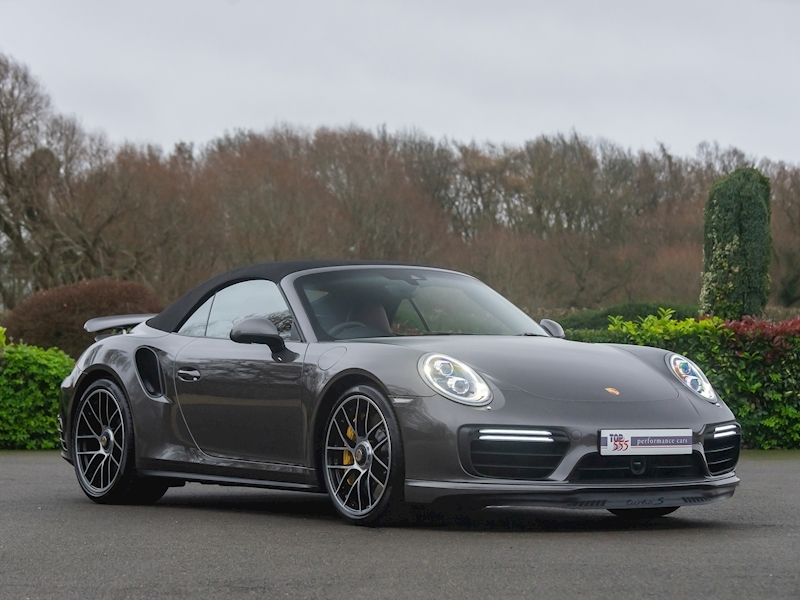 Porsche 911 (991.2) Turbo S Convertible 3.8 PDK - Large 9