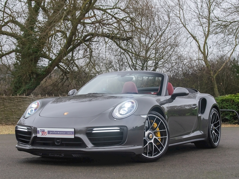 Porsche 911 (991.2) Turbo S Convertible 3.8 PDK - Large 11