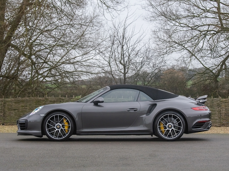 Porsche 911 (991.2) Turbo S Convertible 3.8 PDK - Large 20