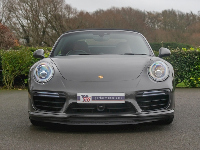 Porsche 911 (991.2) Turbo S Convertible 3.8 PDK - Large 24