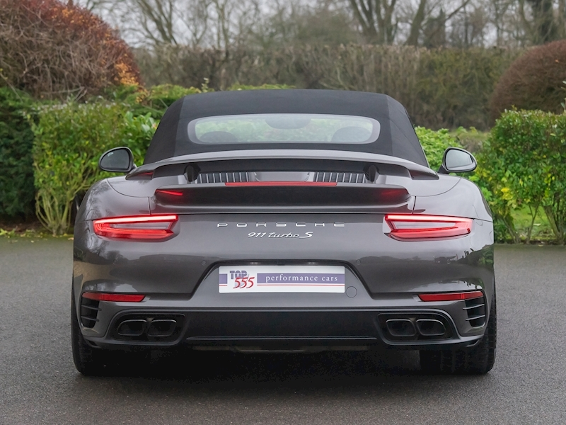 Porsche 911 (991.2) Turbo S Convertible 3.8 PDK - Large 25