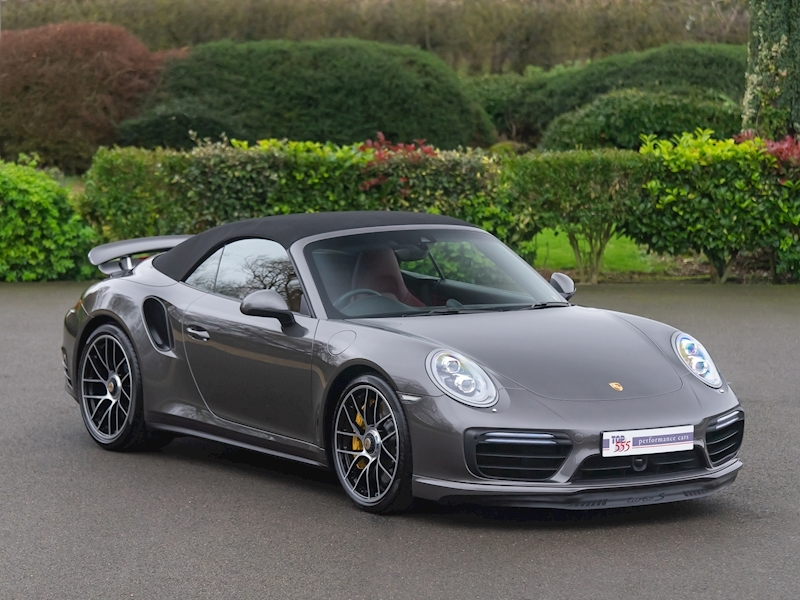Porsche 911 (991.2) Turbo S Convertible 3.8 PDK - Large 30