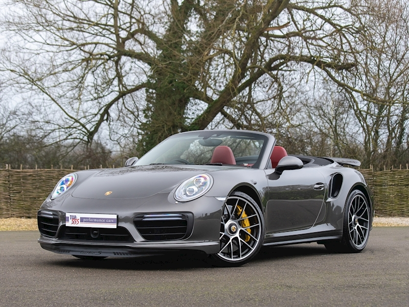 Porsche 911 (991.2) Turbo S Convertible 3.8 PDK - Large 1