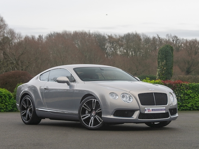 Bentley Continental GT V8 4.0 Mulliner - Large 15