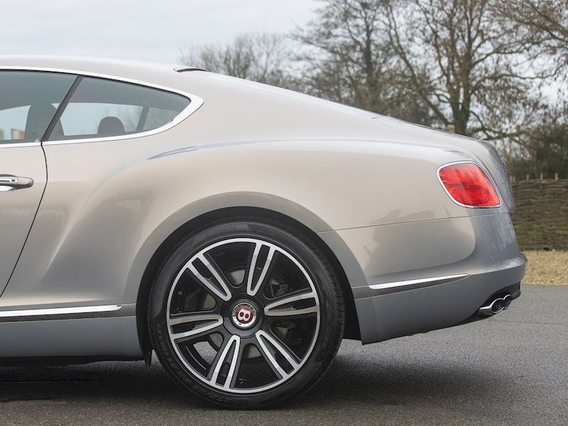 Bentley Continental GT V8 4.0 Mulliner - Large 5