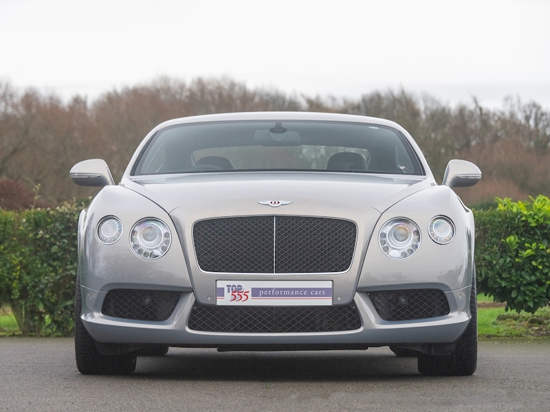 Bentley Continental GT V8 4.0 Mulliner - Large 13