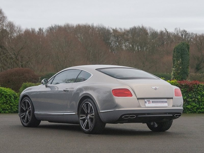 Bentley Continental GT V8 4.0 Mulliner - Large 31