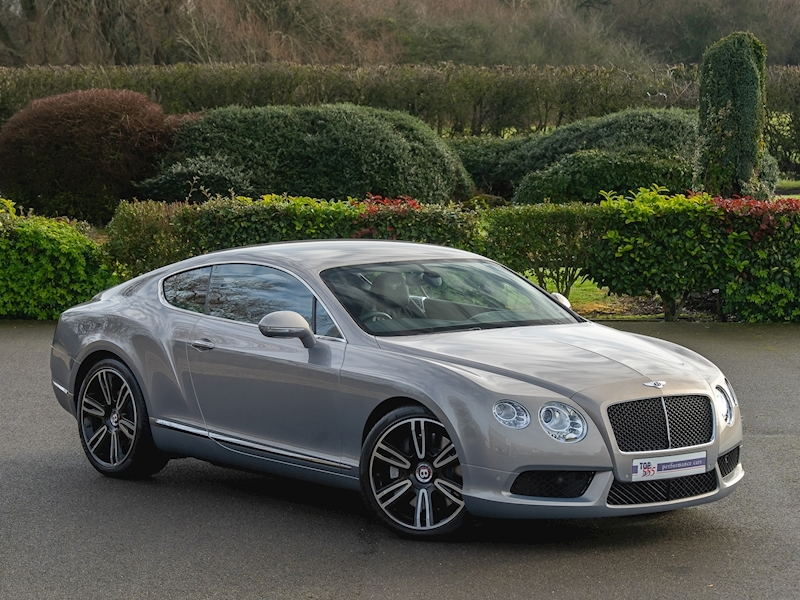 Bentley Continental GT V8 4.0 Mulliner - Large 18
