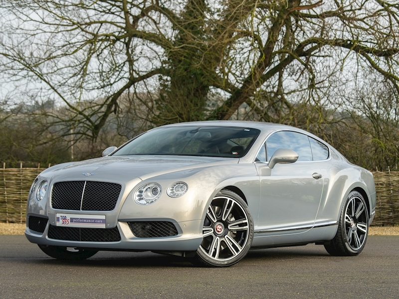 Bentley Continental GT V8 4.0 Mulliner - Large 1