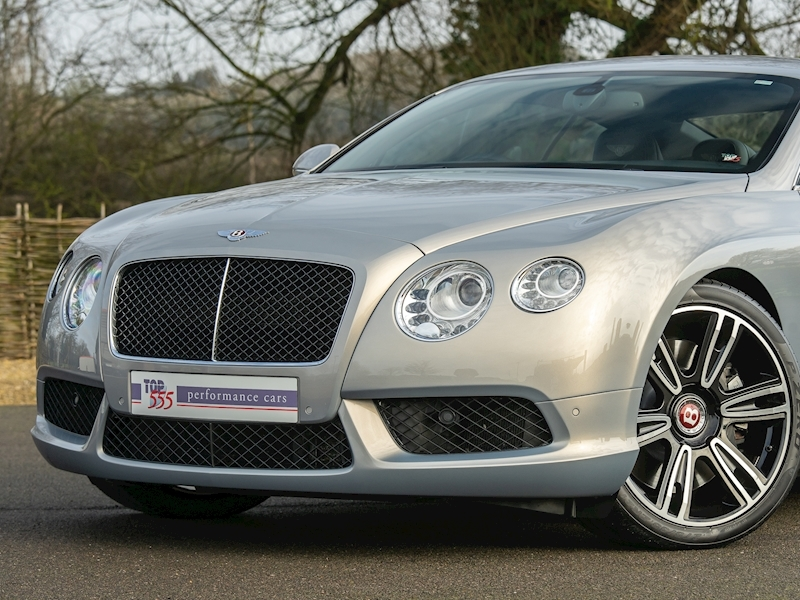 Bentley Continental GT V8 4.0 Mulliner - Large 7