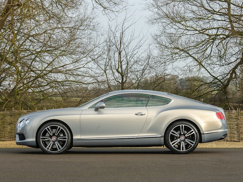 Bentley Continental GT V8 4.0 Mulliner - Large 4