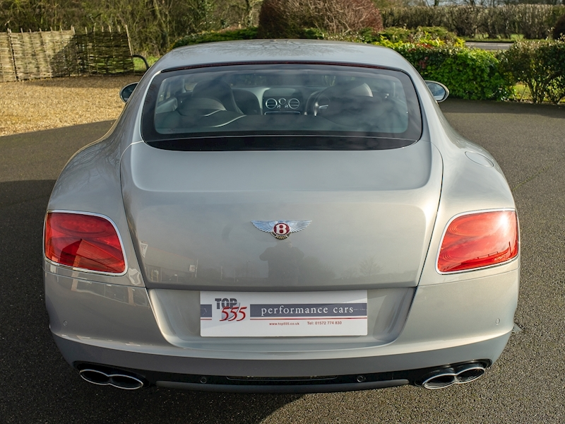Bentley Continental GT V8 4.0 Mulliner - Large 19