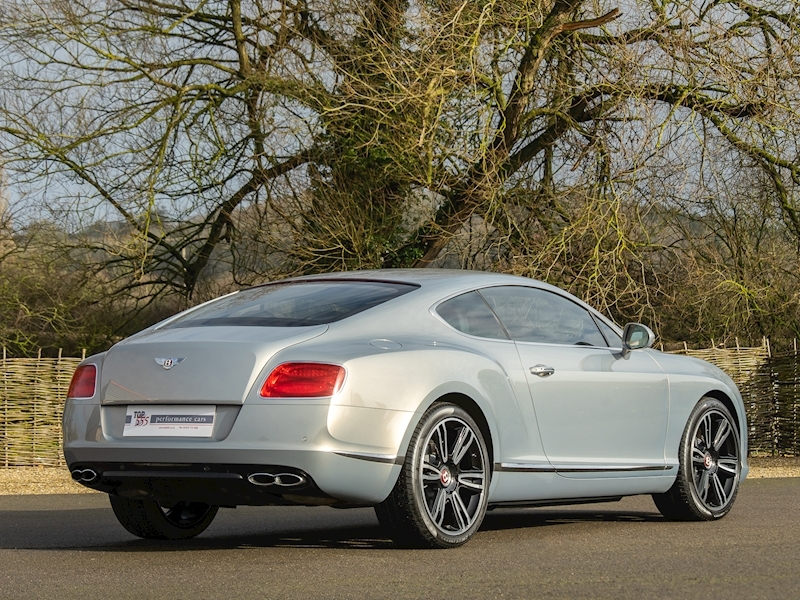 Bentley Continental GT V8 4.0 Mulliner - Large 20
